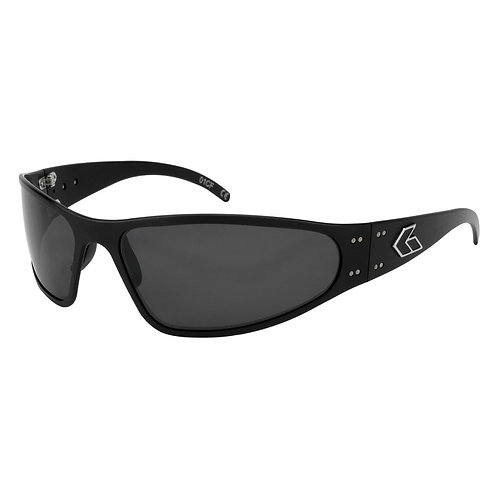 Wraptor Black Polarized
