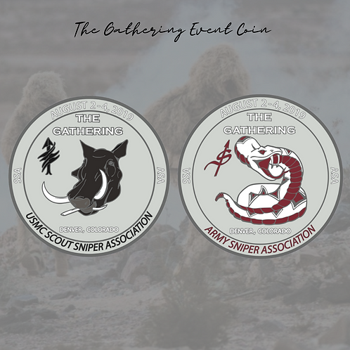 The Gathering Coin
