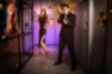 חדר בריחה גיבוש צוות בחיפה: סוכן 007