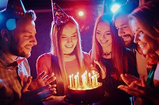 יום הולדת ואירועים בחדר בריחה