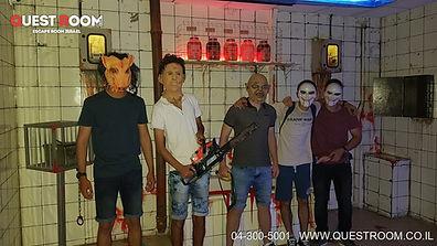 חדר בריחה מומלץ בחיפה