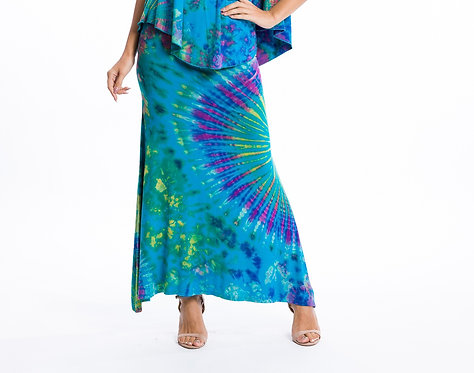 TRANQUILITY MAXI SKIRT