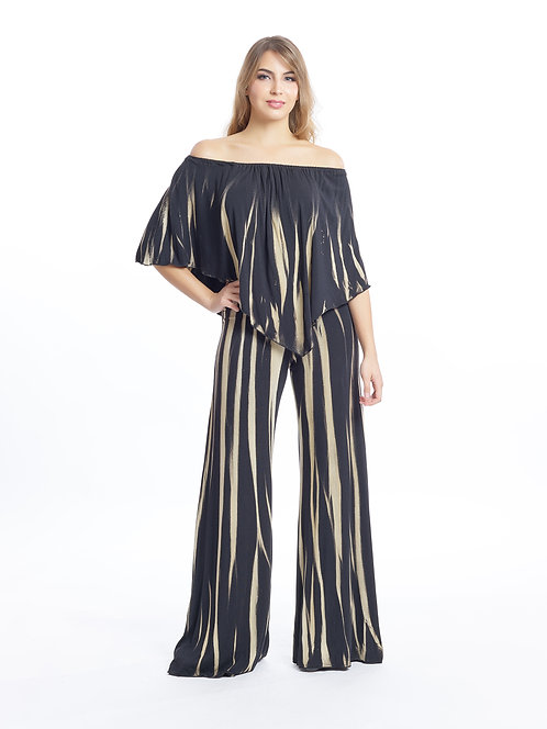 BAMBOO 3-WAY ANGEL JUMPSUIT