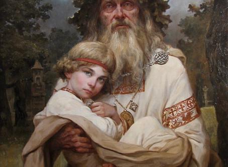Как славяне нарекали детей?
