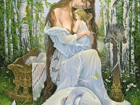 Таинство Рождения в Славянской Традиции