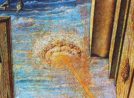 Космические корабли на христианских иконах.