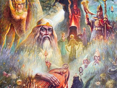 Славянские Боги и Богини