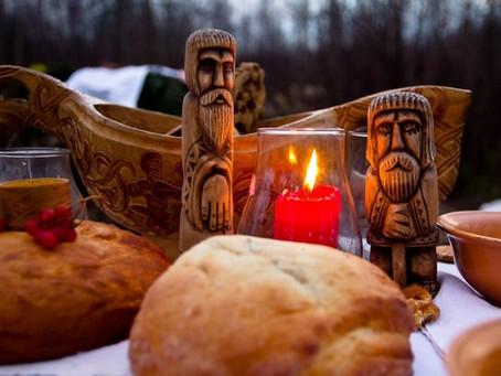 Кологод Поминовения Предков. Осенние Деды.