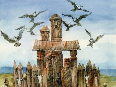 Славянский Храм и его виды