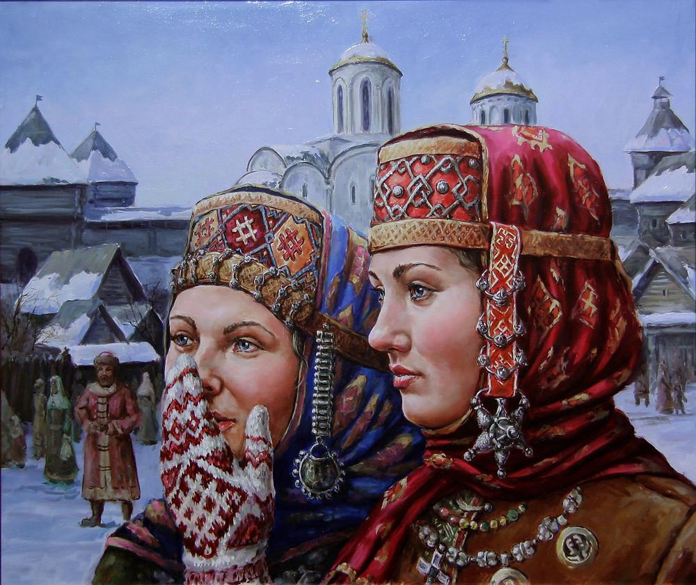 М.Н.Щрилев