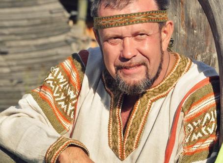 Жрец Славянской Традиции Борута. Интервью.