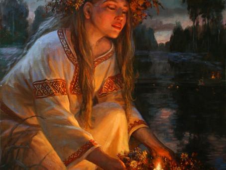 Обряды и Ритуалы на Купалу