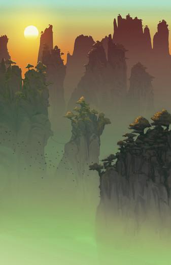 Emerald Mountains