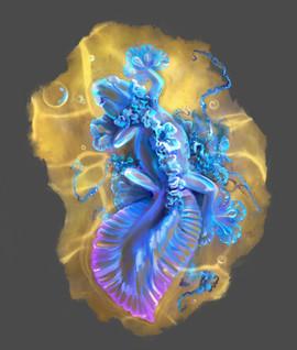 Jellyfish Gecko (Jello)