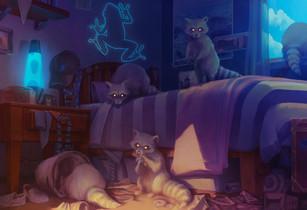 Racoon Room