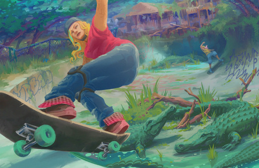 Gator Skate Park
