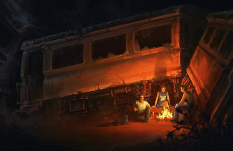 Crashsite Camping