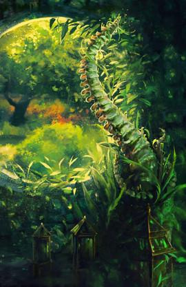 Spine Garden