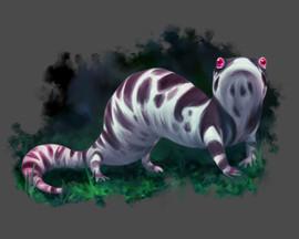 Poison Salamander