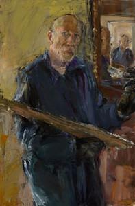 Selbstporträt als Maler