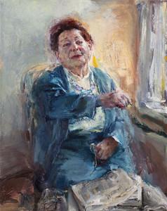 Porträt Inge Deutschkron