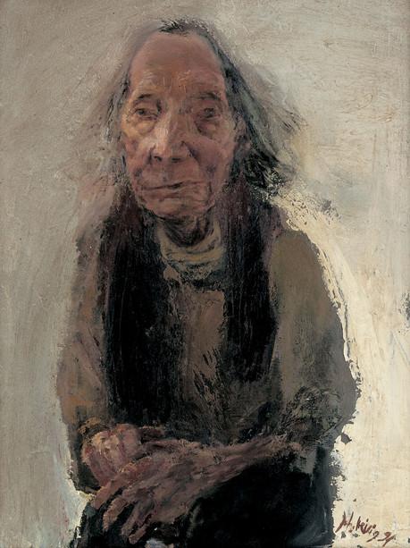 Porträt Palucca I