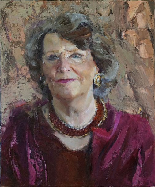 Porträt Gita Delbrück