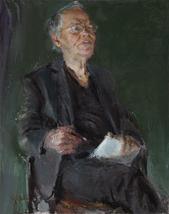 Porträt Volker Braun