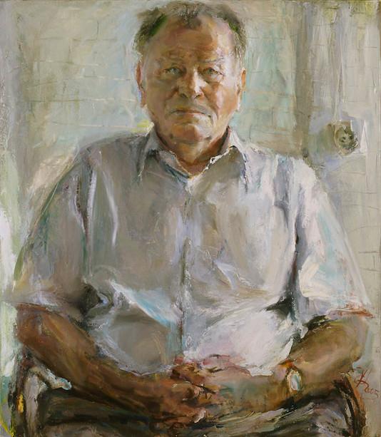 Der Schriftsteller Erich Loest