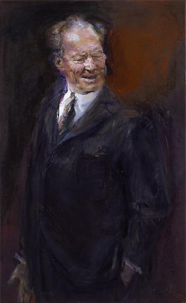 Porträt Willy Brandt
