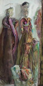 Puppen und Maler