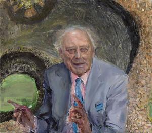 Porträt Reinhold Würth