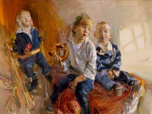 Die Kinder der Familie Weber
