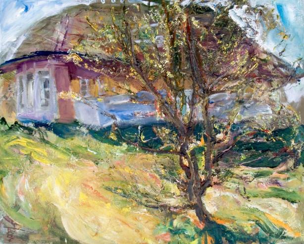 Haus auf Hiddensee