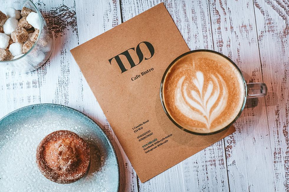 TDO Cafe Menu