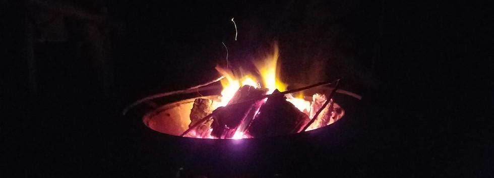 Summer Solstice Fire