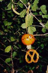 Edible ornament