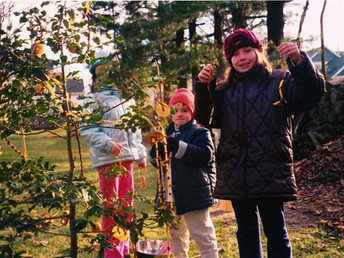 Winter Solstice Activities for Children (and adults!)