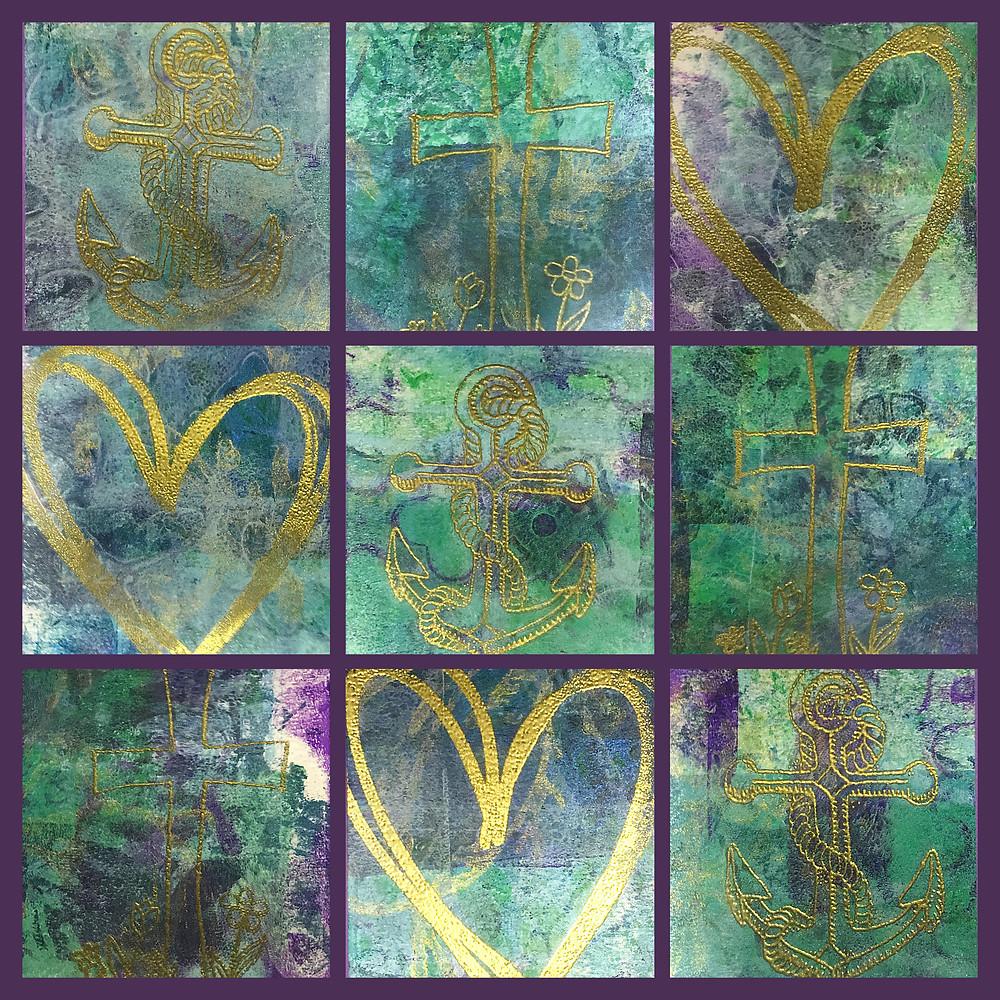 Geloof, hoop en liefde, maar de meeste van deze is de LIEFDE!