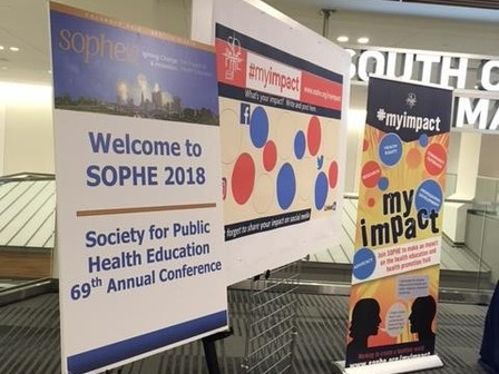 Highlights from the 2018 National SOPHE Conference