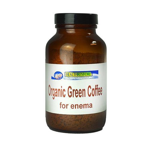 Organic Green Coffee for Enema