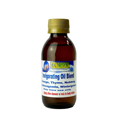 Invigorating Oil Blend