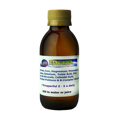 Vitamin, Iron, Magnesium Formula