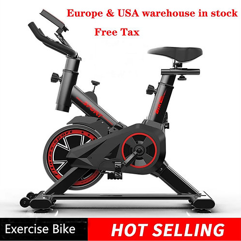 Indoor Exercise Bike Home Gym Machine for  Training