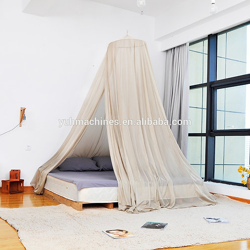 Wifi Blocking Radiation Protection Bed Canopy Circular and Quadrate Mosquito Net