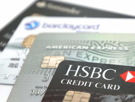 Demand for credit cards and mortgages in UK falling fast, warns BofE