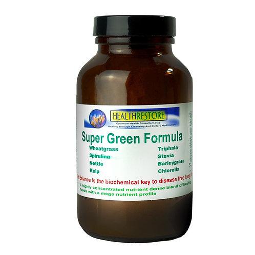 Super Green Formula
