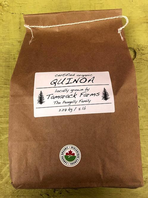 5lb Certified Organic Quinoa