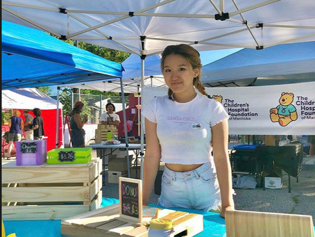 Reflections from a vendor & volunteer at the South Osborne Farmers' Market