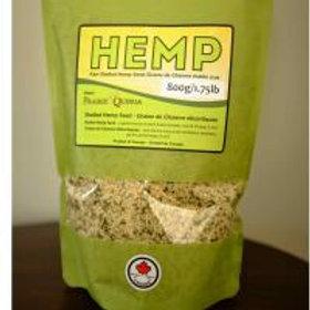 Raw Shelled Hemp Seeds - 300g